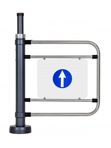 Калитка электромеханическая с гидромеханическим доводчиком К32М