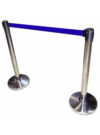 Оградительные столбики с вытяжной лентой (TRM-004)