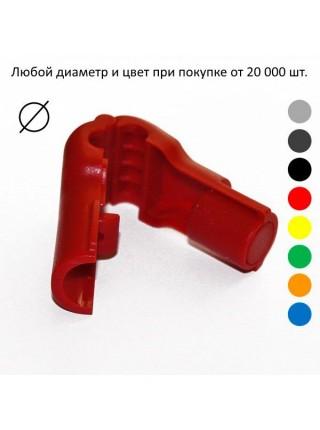 Фиксатор товаров на крючках Стоп Лок (STOPLOK), диаметр и цвет на выбор